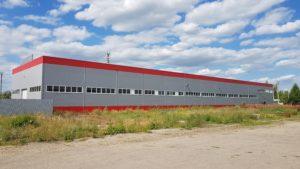 Цех по производству огнетушителей 2300м2, п. Красный Яр, Самарская область